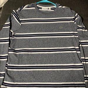 Lacoste Striped Longsleeve